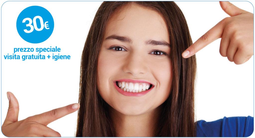 Igiene dentale La Spezia